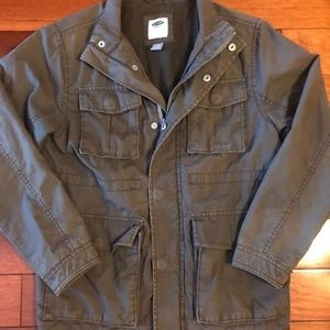 Boys jacket, size 10-12
